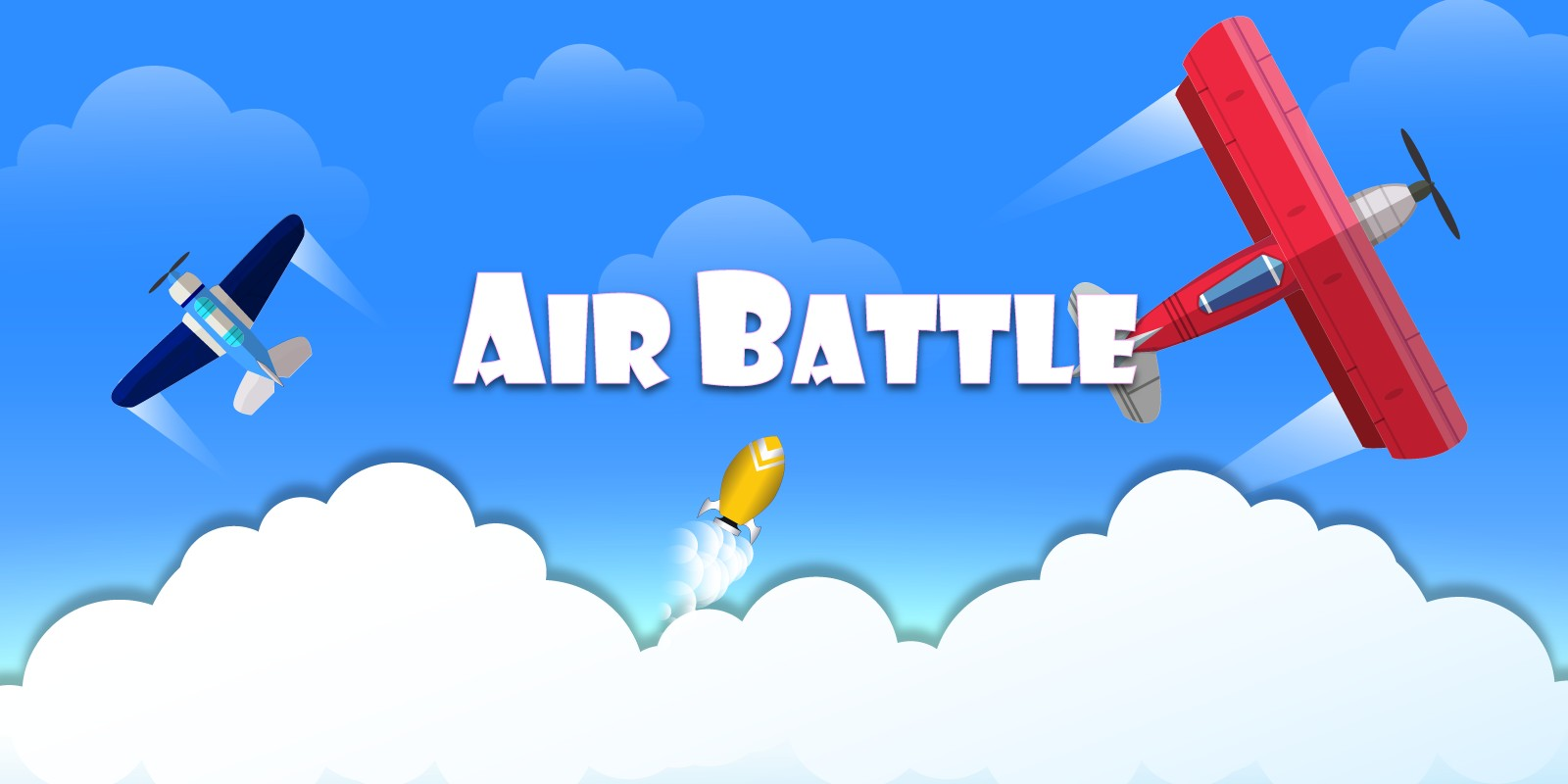 Air Battle - Unity  Project For Android And iOS