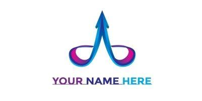 Arrow Logo Templete