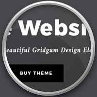 Black And White Labels - WordPress Theme