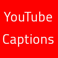 ​YT Captions - WordPress Plugin