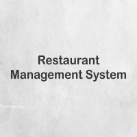 Restaurant Management System PHP