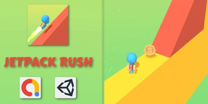 Jetpack Rush - Unity Source Code