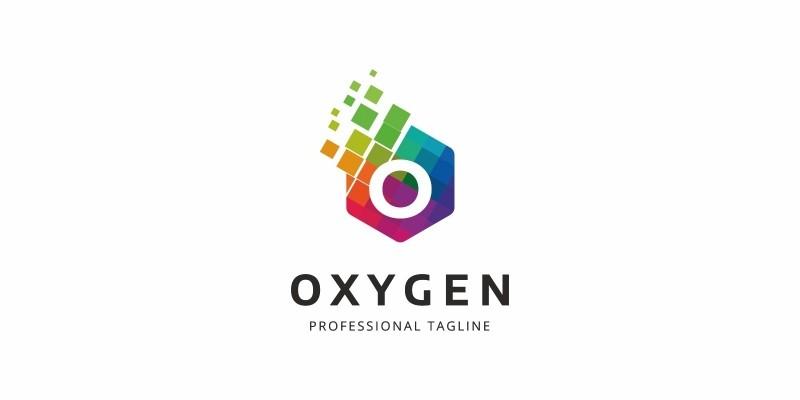 Colorful O Letter Logo