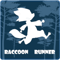 Raccoon Runner -| Unity Project With Admob