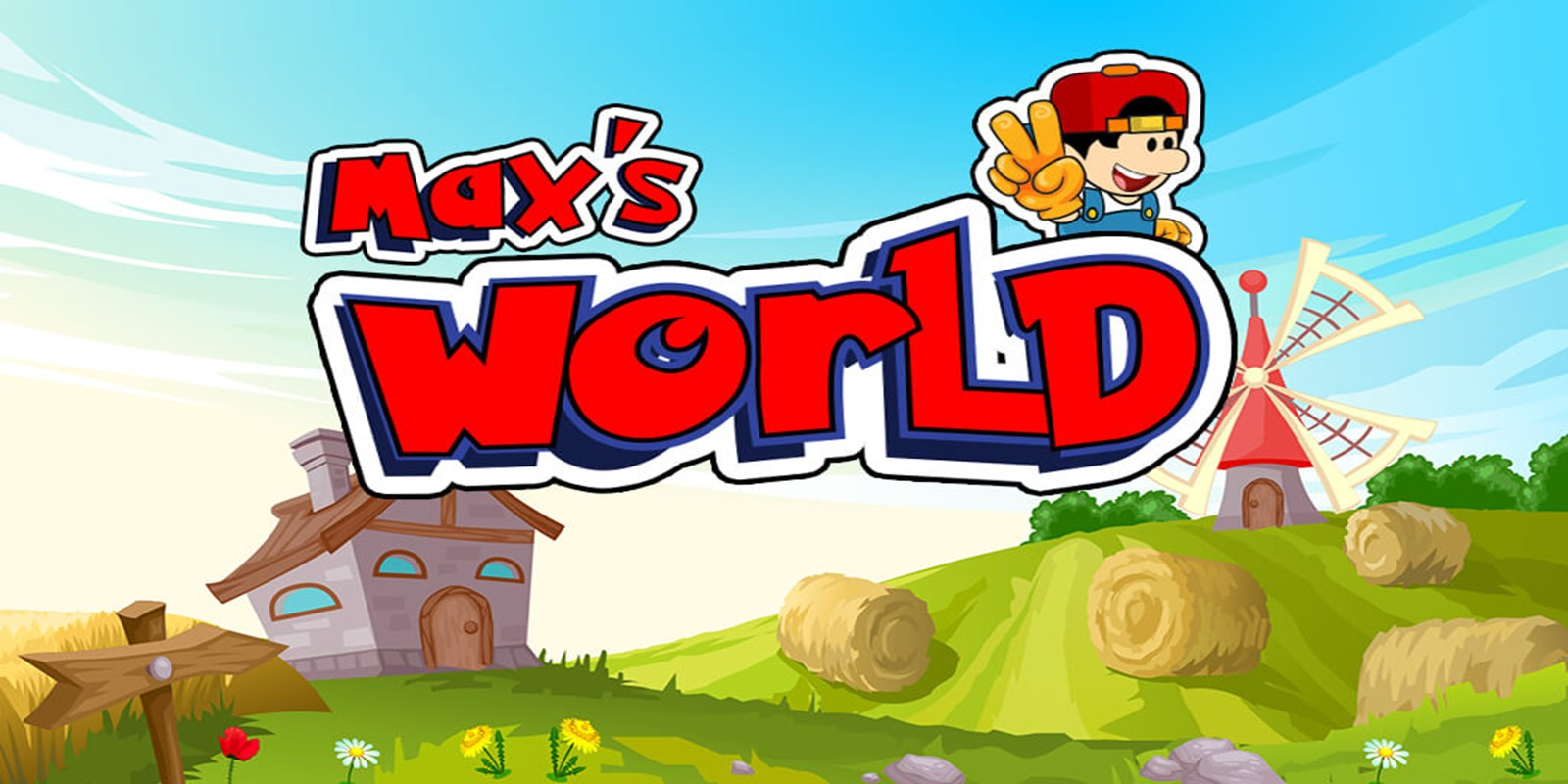 Super Max World Adventure - Unity Template Project