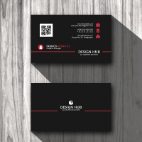 Creative And Simple Business Card Design