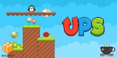 Ups - Full Buildbox Game