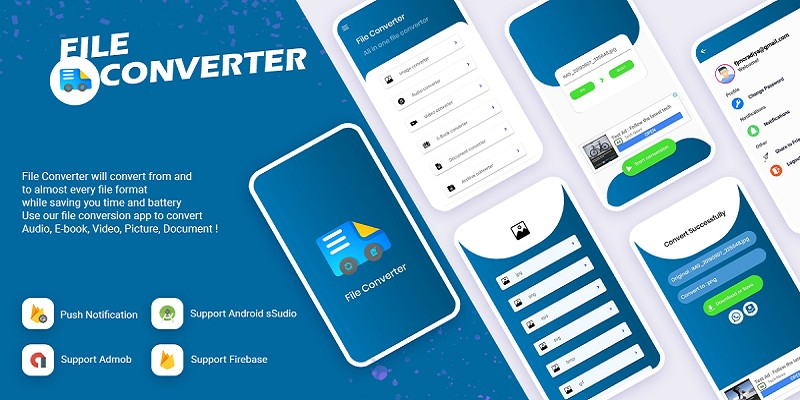 All In One File Converter Android Source Code