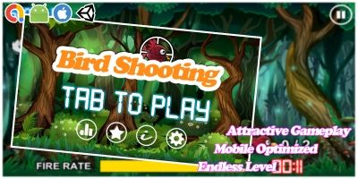 Bird Shooting - Unity Game Template