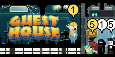 Guest House - Unique Unity Game