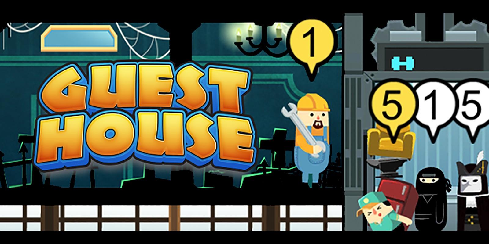 Guest House - Unique Unity Game