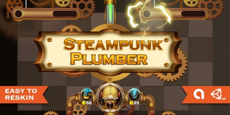 Plumber - Complete Unity Project With Toolkit