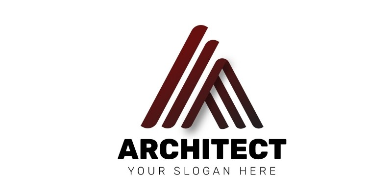 Initial Letter A Home - Real Estate Logo Template