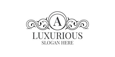 Luxurious Royal Logo 3