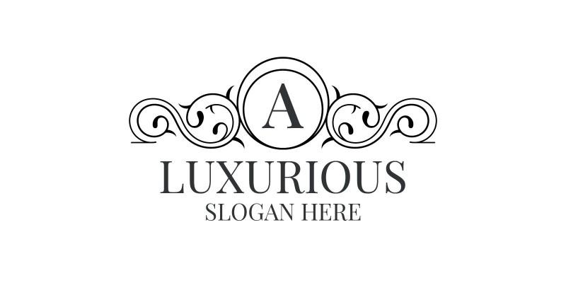 Luxurious Royal Logo 3