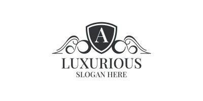 Luxurious Royal Logo 5