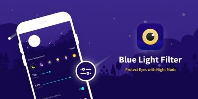 Blue Light Filter - Night Mode Android App