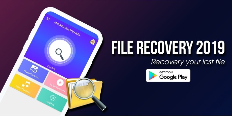 File Recovery - Android App Source Code