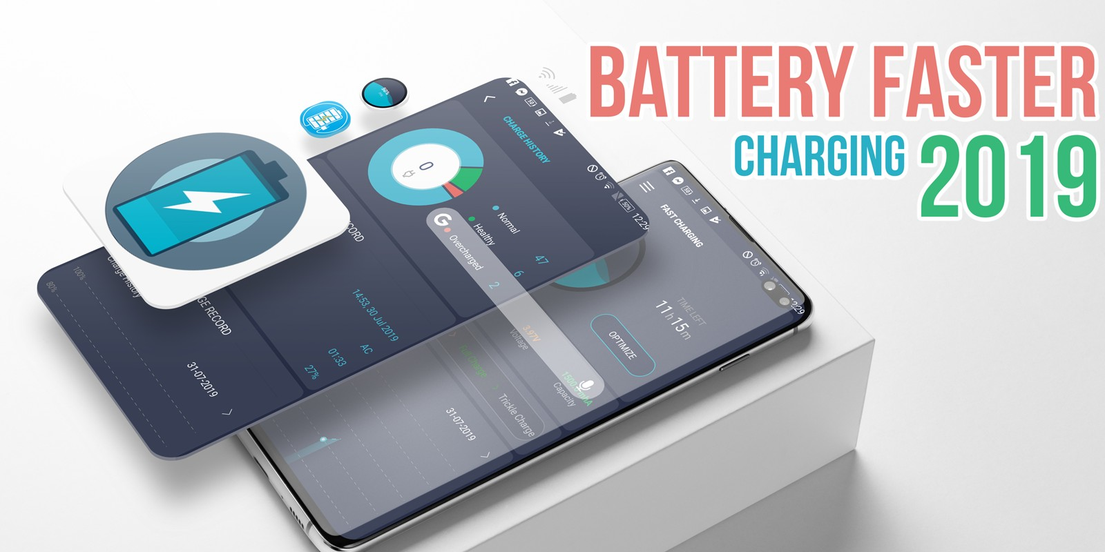 Fast Charging - Android Source Code