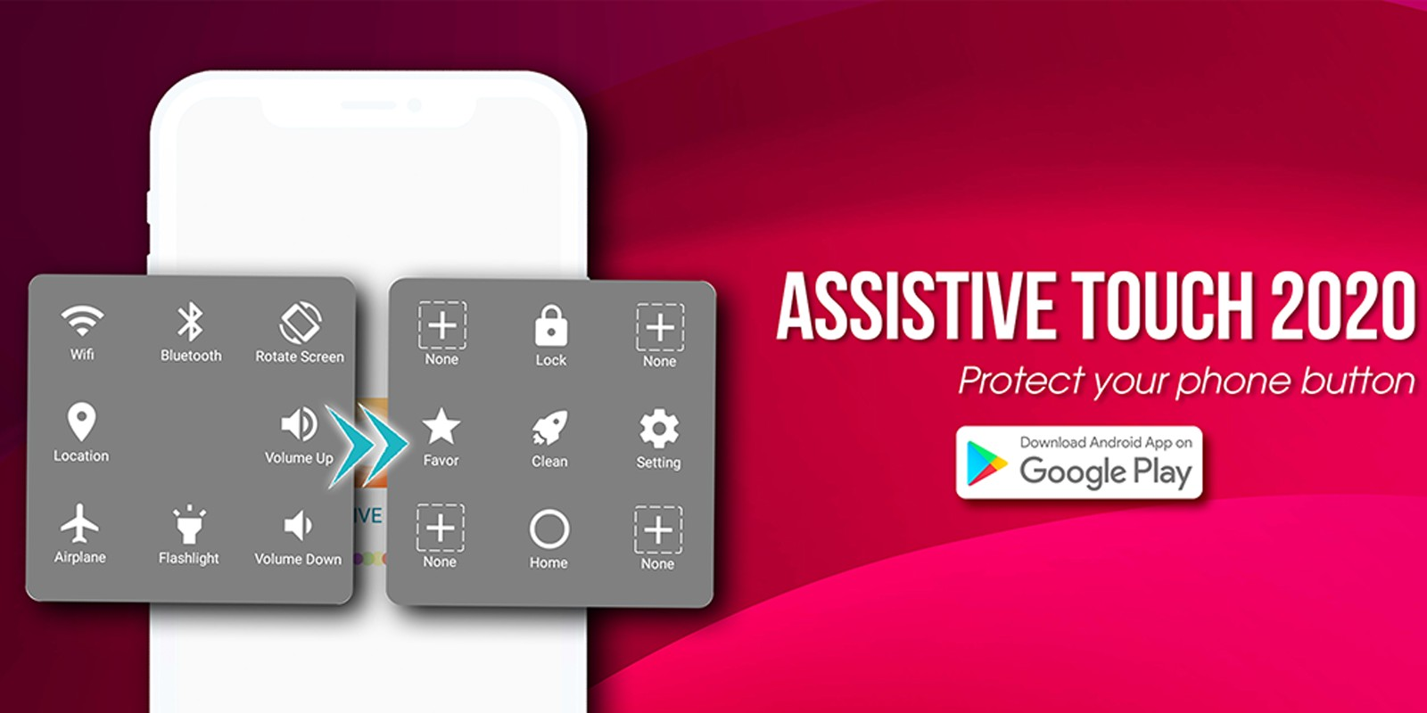 Assistive Touch - Android Source Code