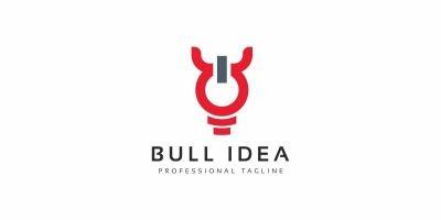 Bull Idea Logo