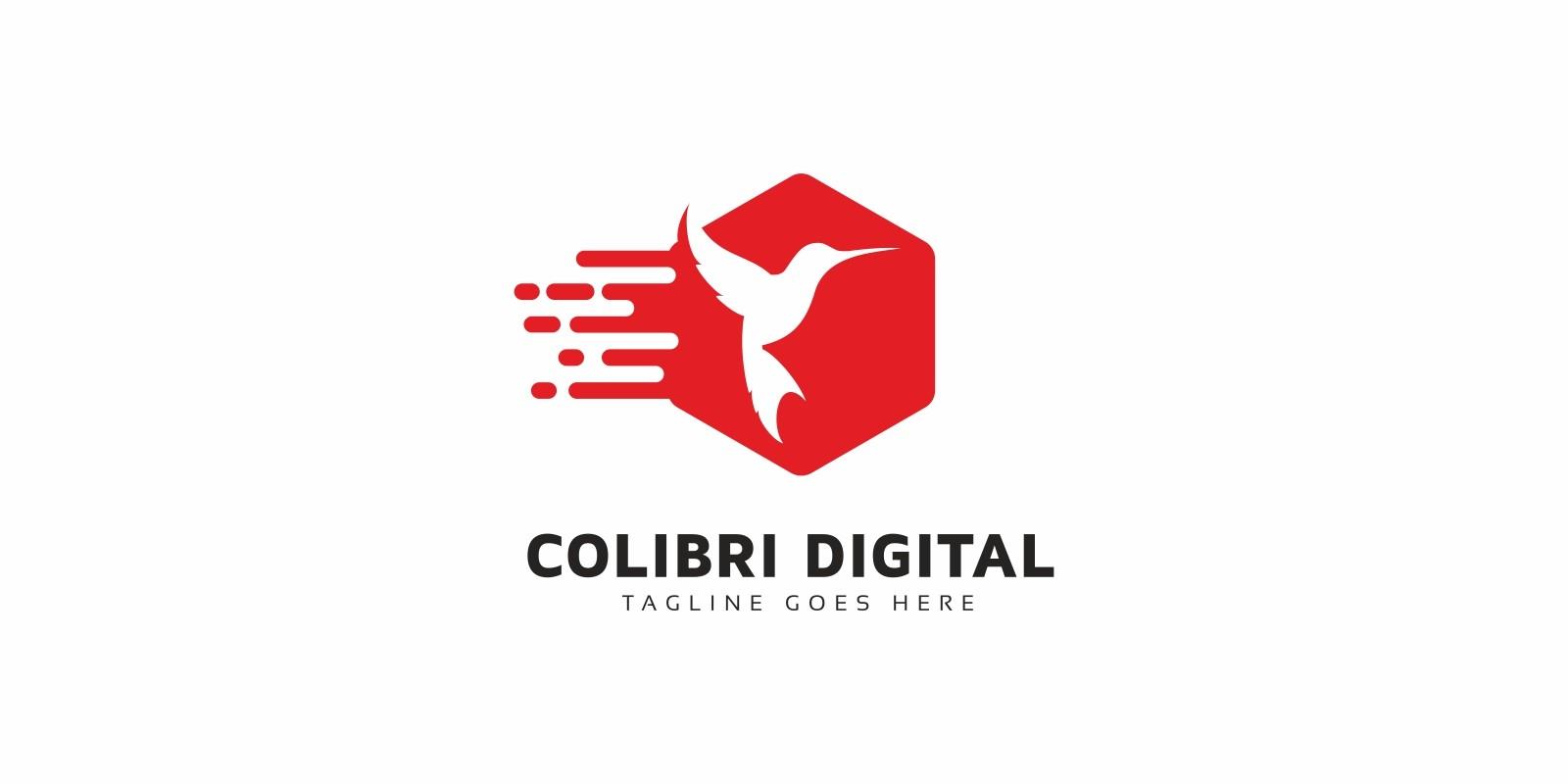 Colibri Digital Logo
