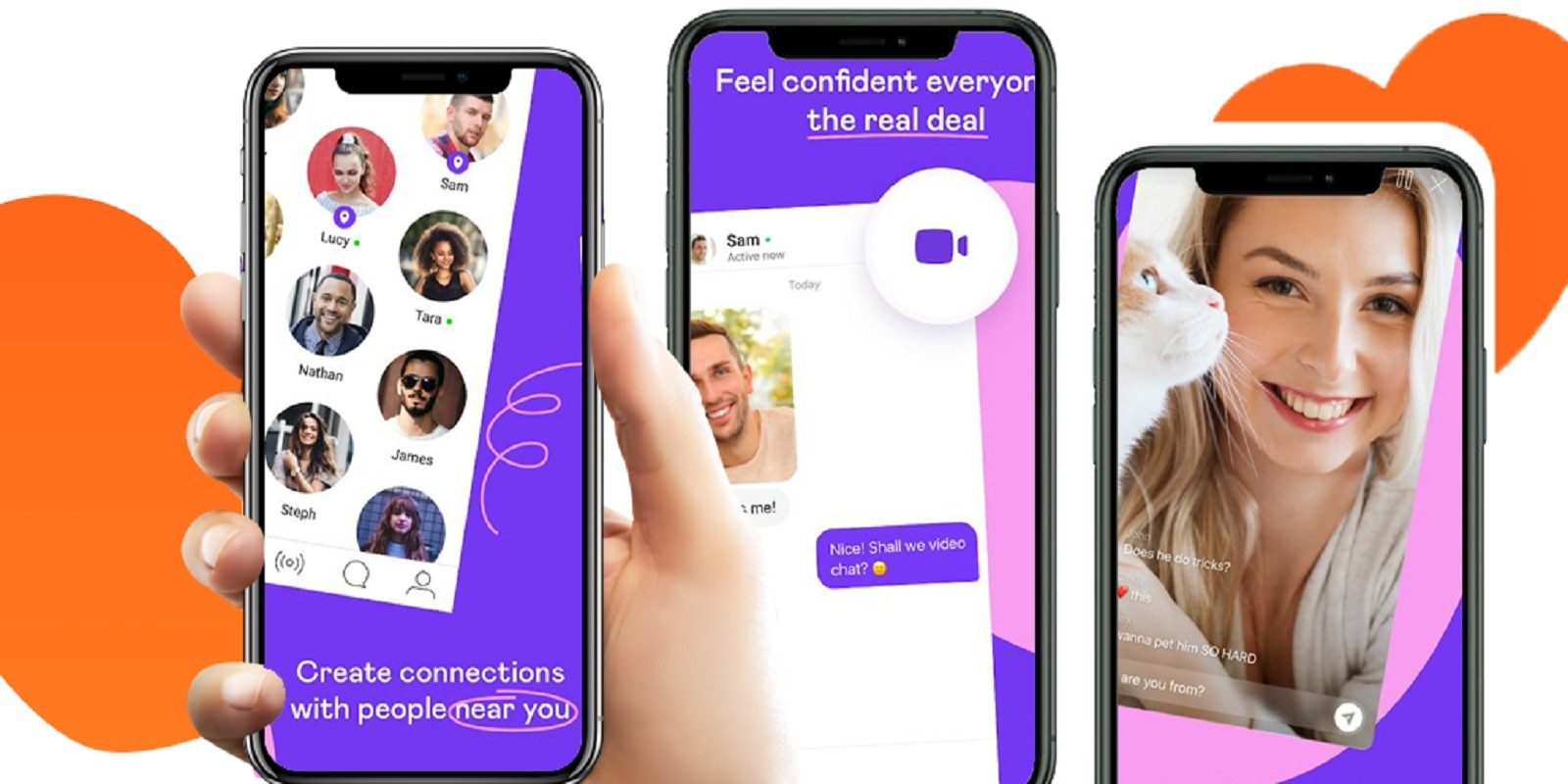 Qyou - Android Native Dating App With Audio Video