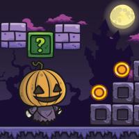 Pumpkin Halloween Adventures - Buildbox Project
