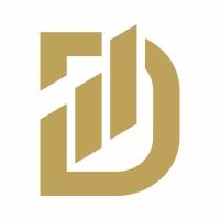 Letter D - Data Trade Logo