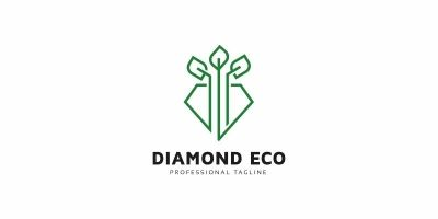 Diamond Eco Logo
