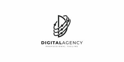 Digital Agency Logo