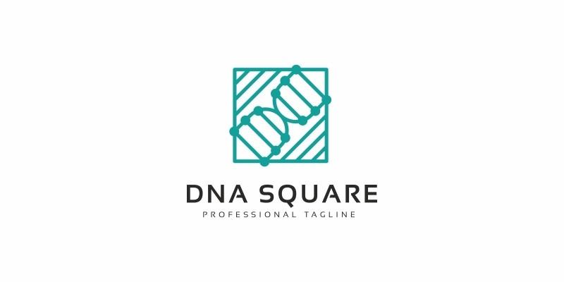 DNA Square Logo
