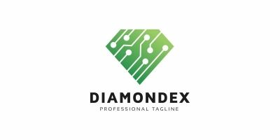 Diamond Tech Logo