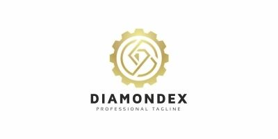 Diamonds Logo Template