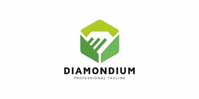 Diamond Invest Logo