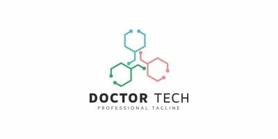 Doctor Tech Logo