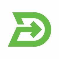D Letter Arrow Logo