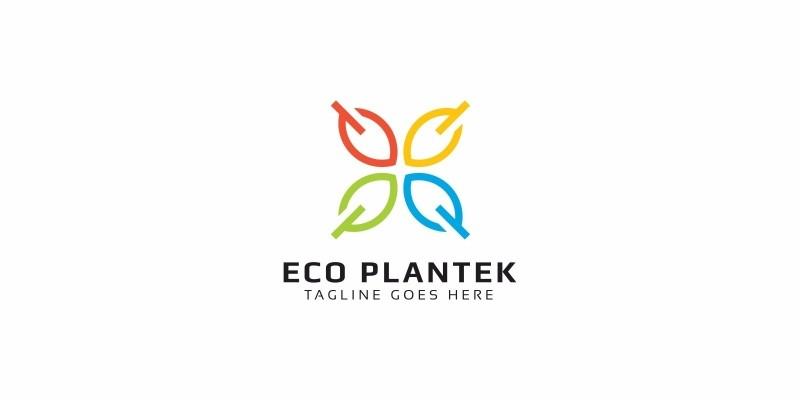 Eco Plant Logo