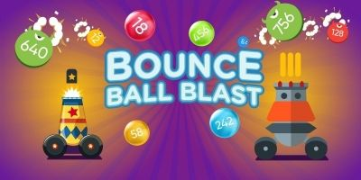 Bounce Ball Blast - Unity Source Code