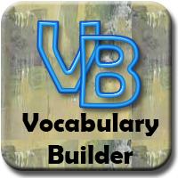 Vocabulary Builder HTML5 JavaScript