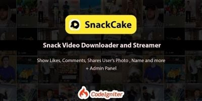 SnackCake - Snack Video Online Downloader