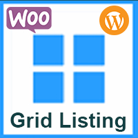 Categories And Products Grid Listing For WooCommer