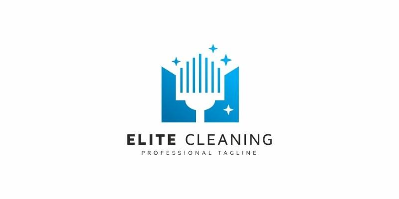 Elite Cleaning Logo