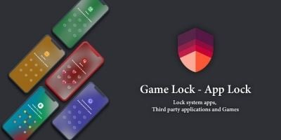 Game Lock - App Lock Android Source Code