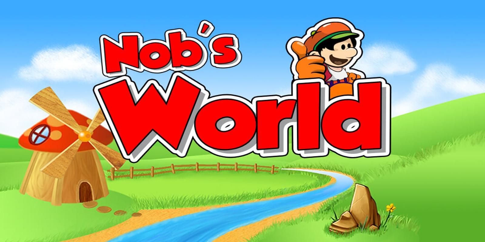 Super NobsWorld - Unity Platformer with Admob