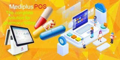Mediplus - Pharmacy Billing Software POS