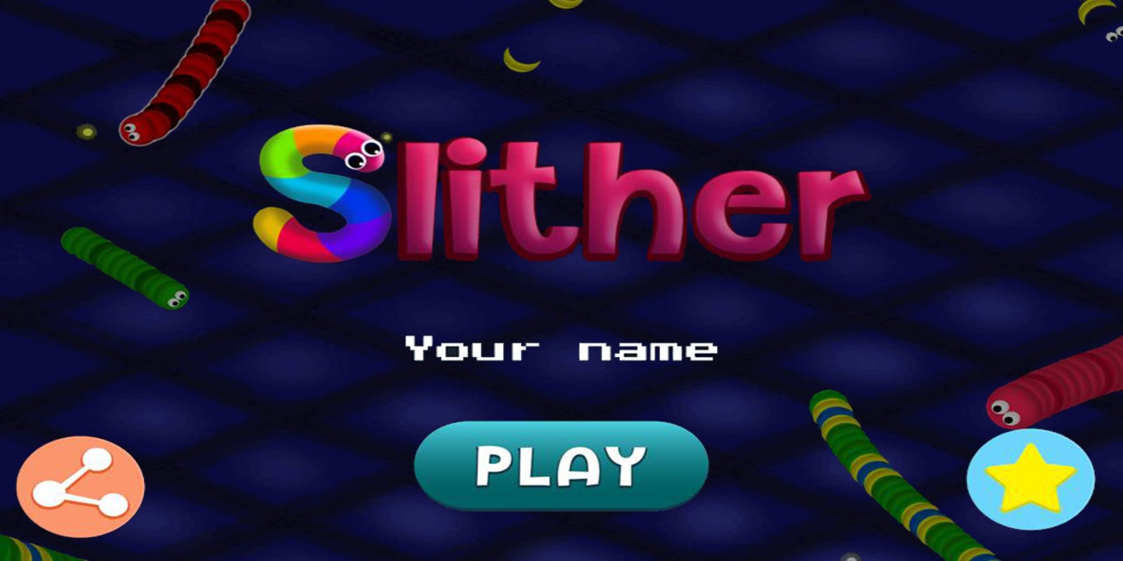 Slither Game - Unity Template Project