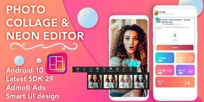 Photo Collage Maker And Photo Editor For Android