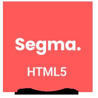 Segma - HTML5 Personal Portfolio Template