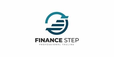 Finance Step Logo